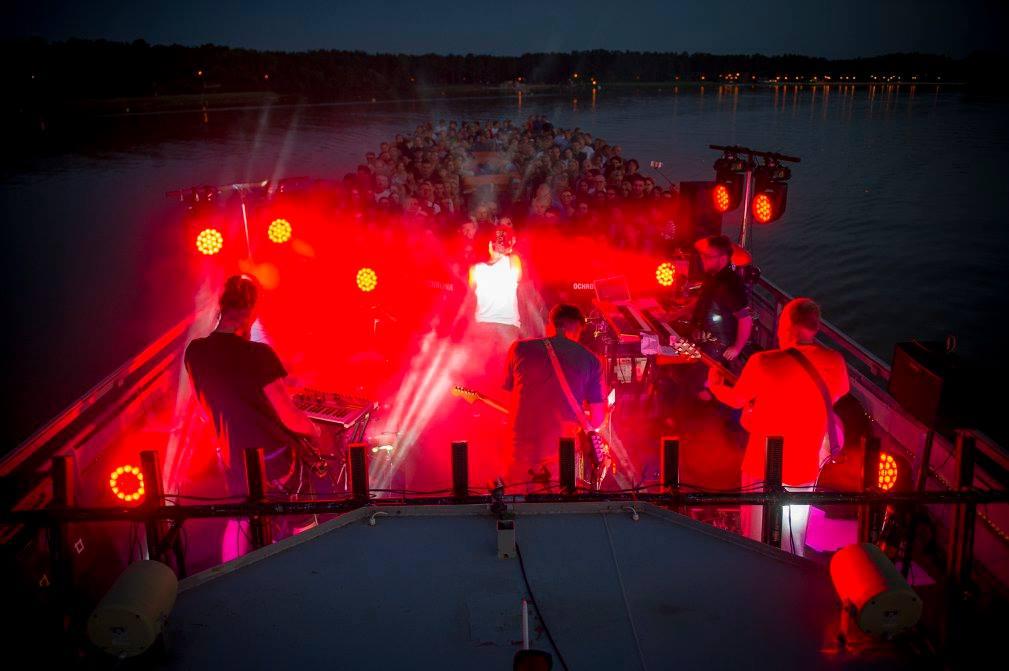 Koncert na statku – takie rzeczy tylko w Augustowie!!!